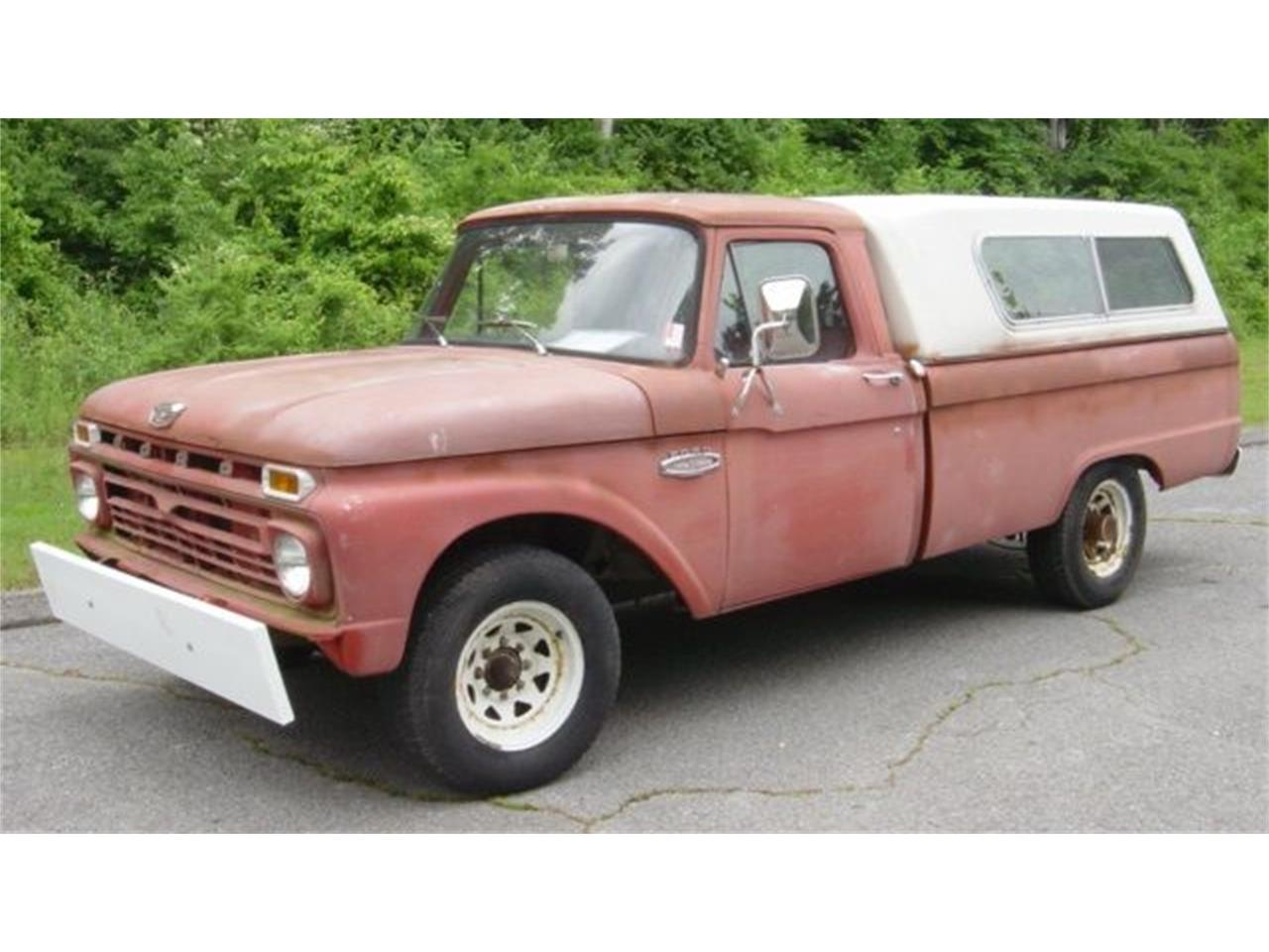 Large Picture of '66 F250 - EJ68
