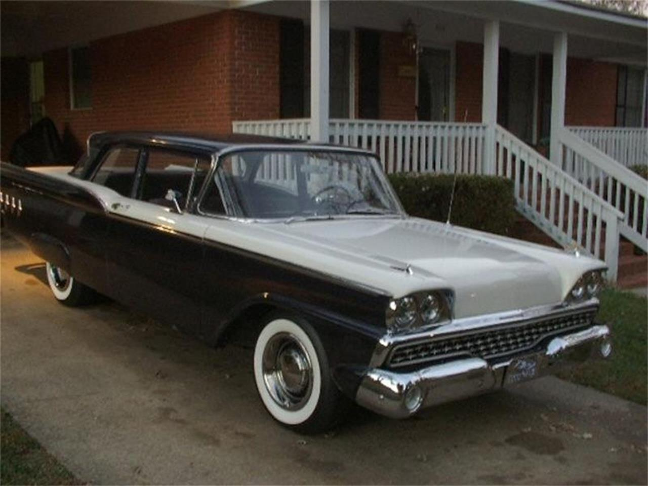 Large Picture of Classic '59 Fairlane Offered by Classic Car Guy - EJ9S