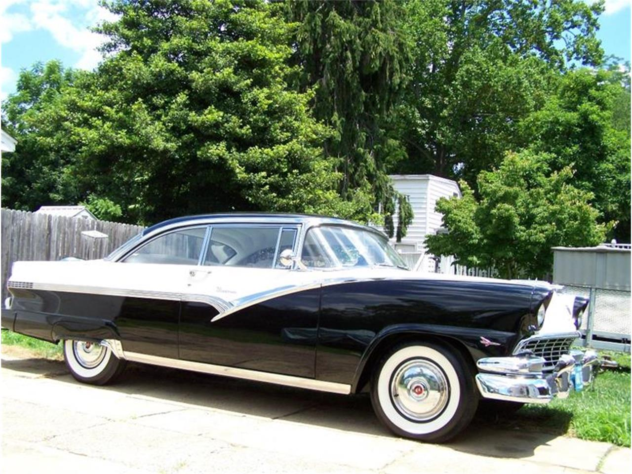 Large Picture of '56 Ford 2-Dr Coupe - $48,950.00 - EJ9W