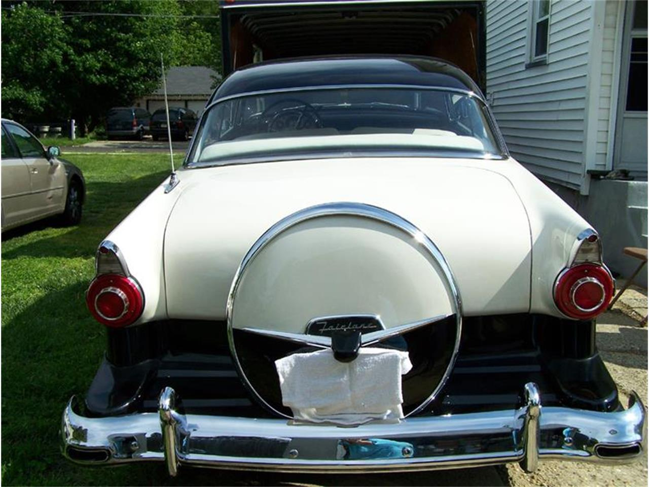 Large Picture of Classic 1956 2-Dr Coupe - $48,950.00 - EJ9W