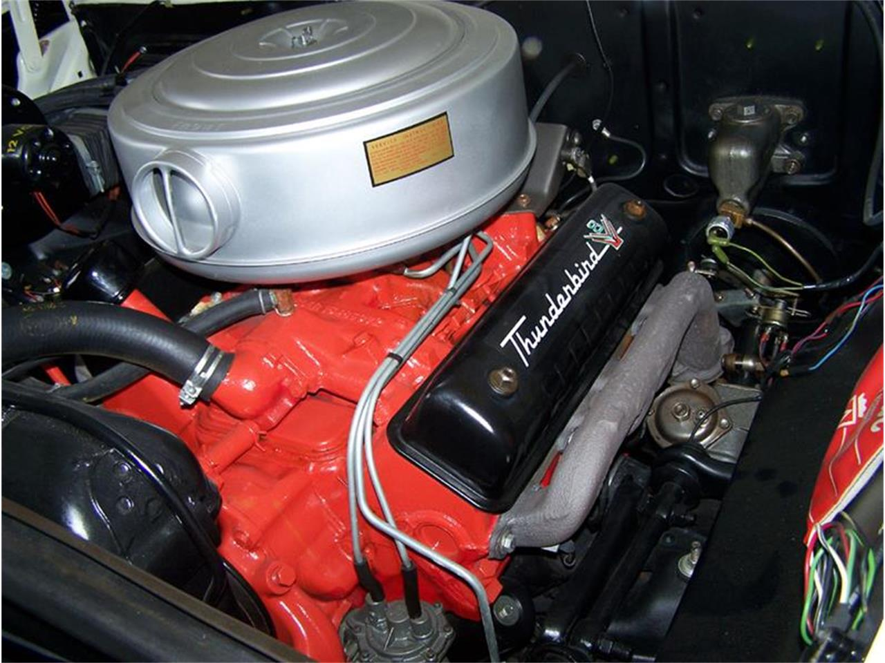 Large Picture of Classic 1956 Ford 2-Dr Coupe - $48,950.00 - EJ9W