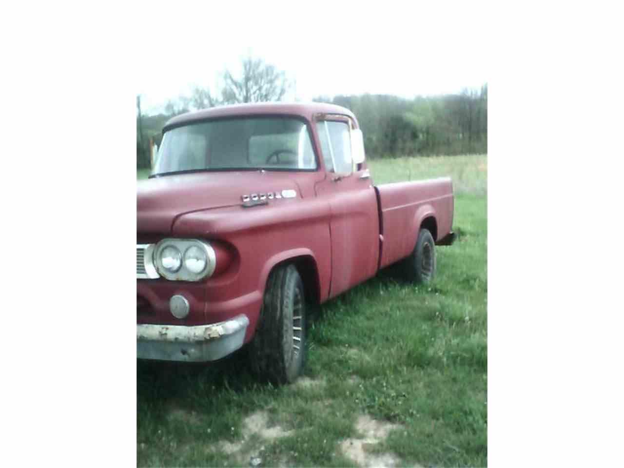 Large Picture of Classic 1960 Ram Van located in California - $2,850.00 - EJA5