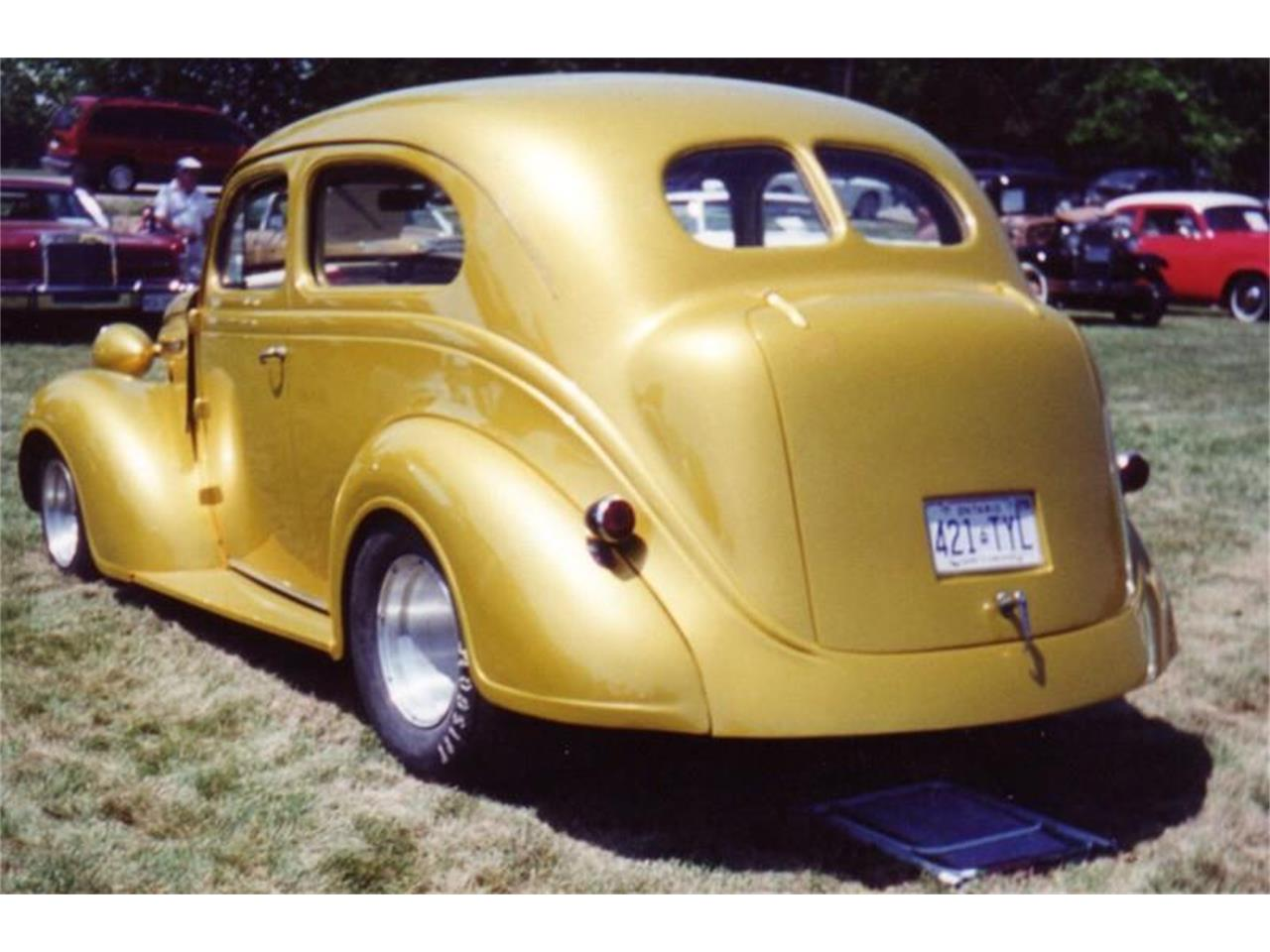 Large Picture of '37 Plymouth Sedan located in California - EJA7