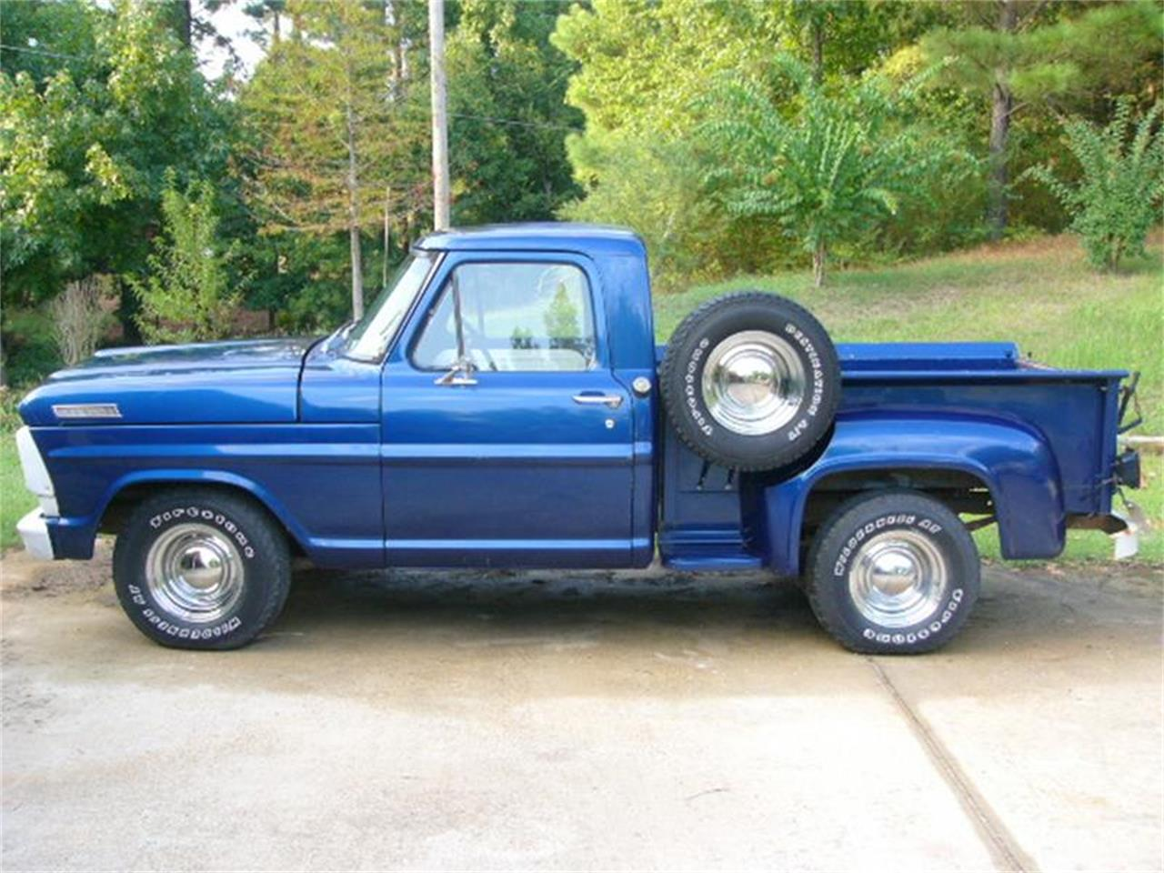 Large Picture of Classic 1967 Ford F100 located in San Luis Obispo California - $13,900.00 Offered by Classic Car Guy - EJAB
