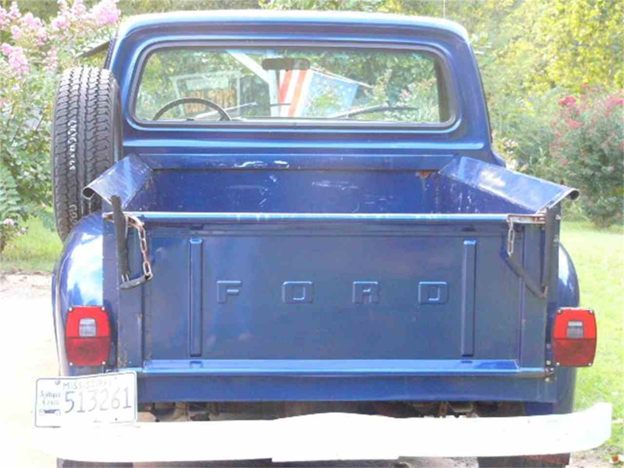 Large Picture of '67 F100 - EJAB