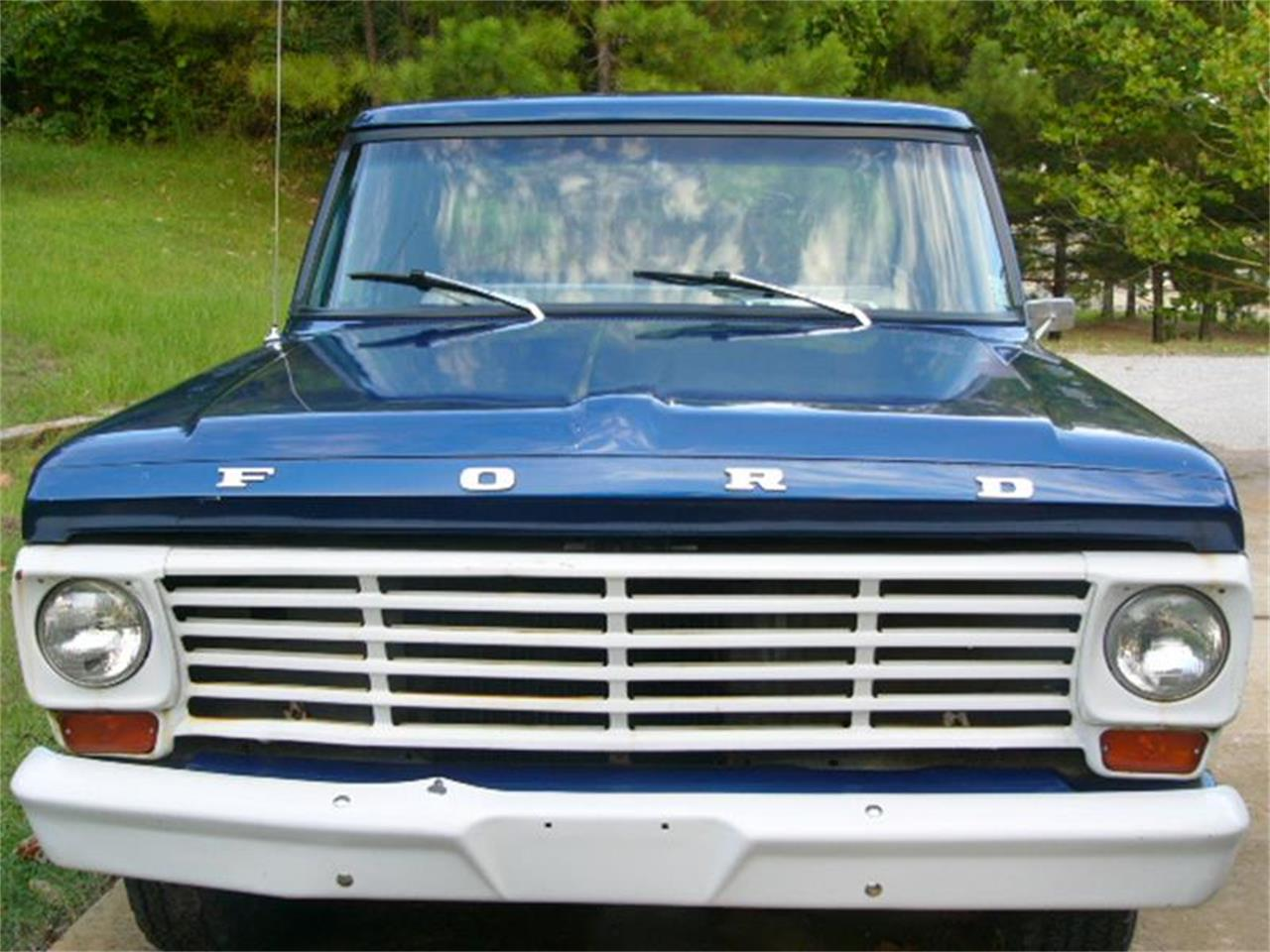 Large Picture of Classic 1967 F100 located in California - $13,900.00 - EJAB