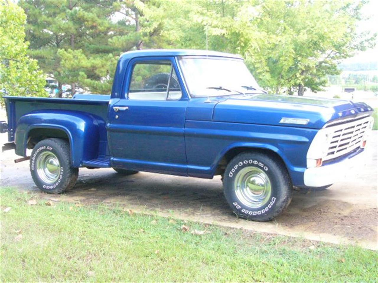Large Picture of 1967 F100 located in California - $13,900.00 - EJAB