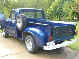 Picture of Classic 1967 Ford F100 located in California - EJAB