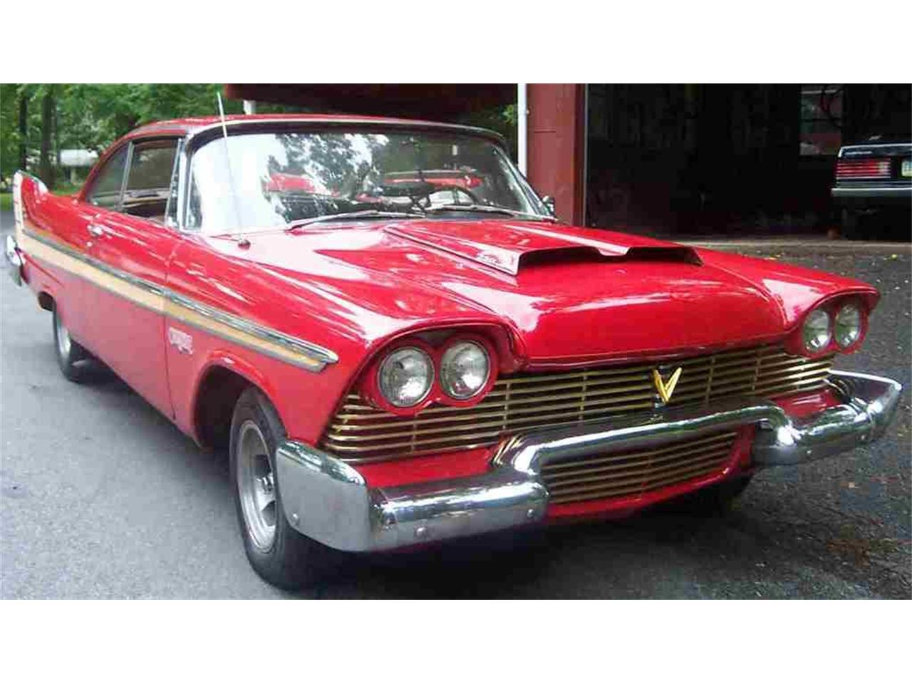 Plymouth fury for sale