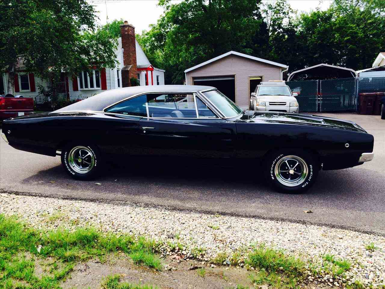 Large Picture of '68 Charger - EJAF
