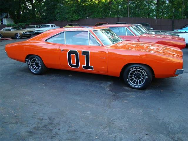 Picture of Classic 1969 Charger - $49,999.00 Offered by  - EJAI
