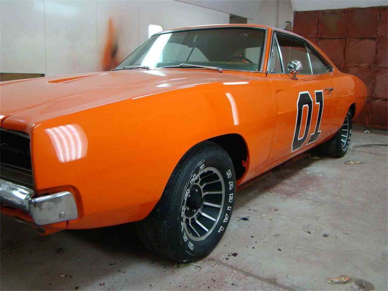 Large Picture of '69 Charger - EJAI