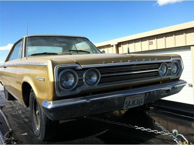 Picture of Classic '67 Belvedere located in California Offered by  - EJAK