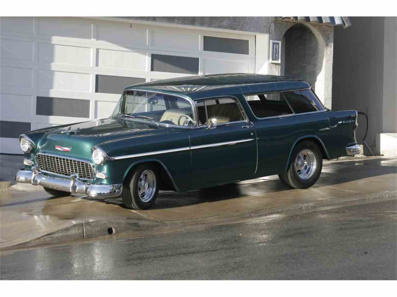 Large Picture of '55 Nomad - EJAM