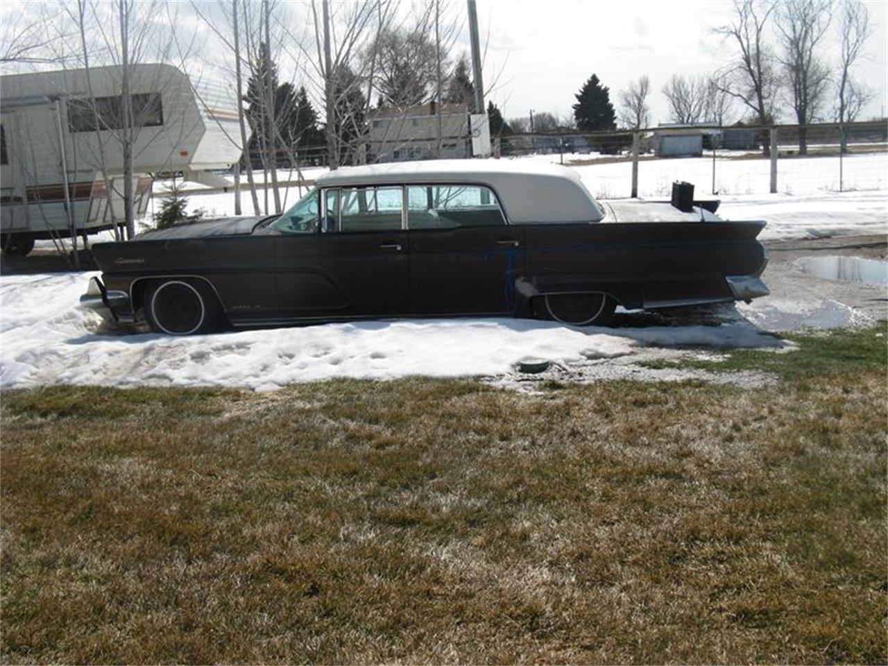 Large Picture of '59 Continental - EJAP