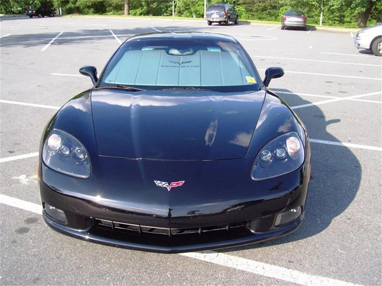 Large Picture of '08 Corvette - EJAY