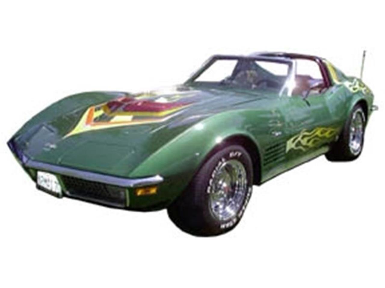 Large Picture of '70 Corvette - EJB1