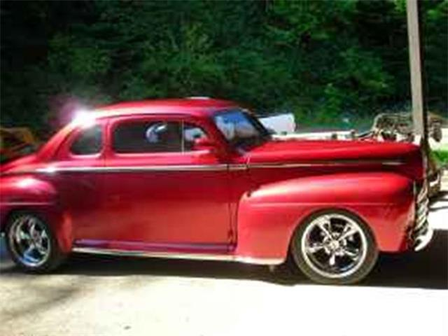 1946 Ford 2-Dr Coupe