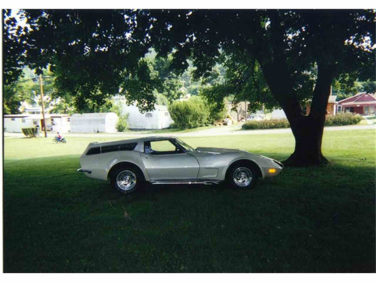 Large Picture of '69 Corvette - EJBE