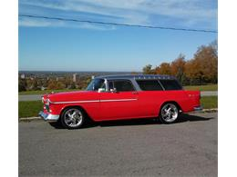 Picture of Classic 1955 Chevrolet Nomad located in San Luis Obispo California Offered by Classic Car Guy - EJBF