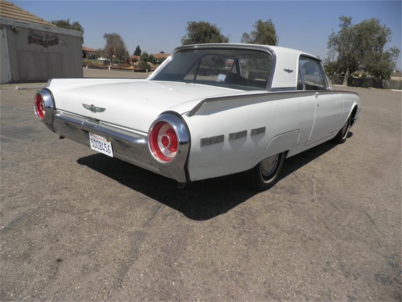 Large Picture of Classic '62 Thunderbird Offered by Classic Car Guy - EJBJ