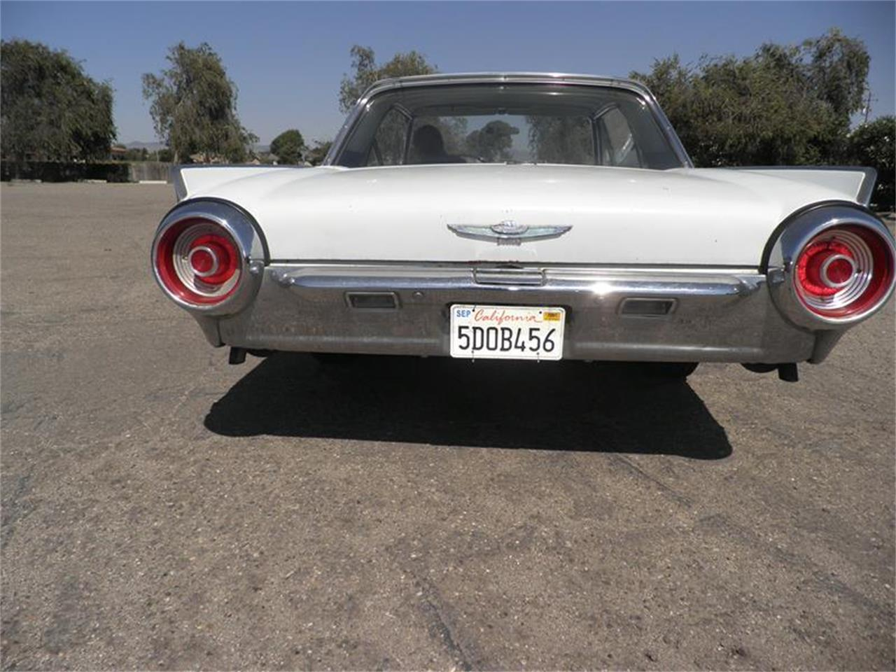 Large Picture of Classic 1962 Thunderbird located in California Offered by Classic Car Guy - EJBJ