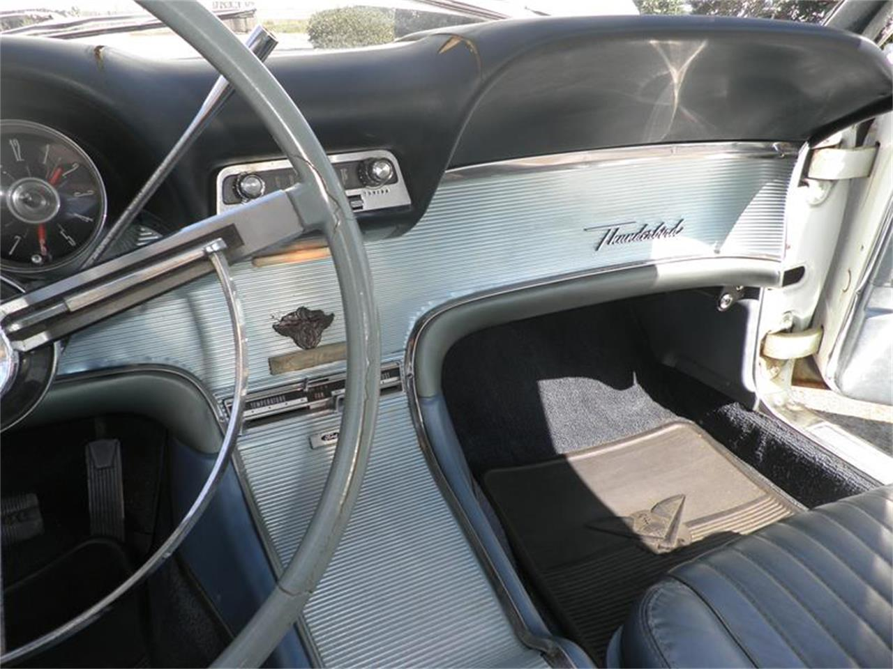 Large Picture of 1962 Ford Thunderbird located in San Luis Obispo California Offered by Classic Car Guy - EJBJ