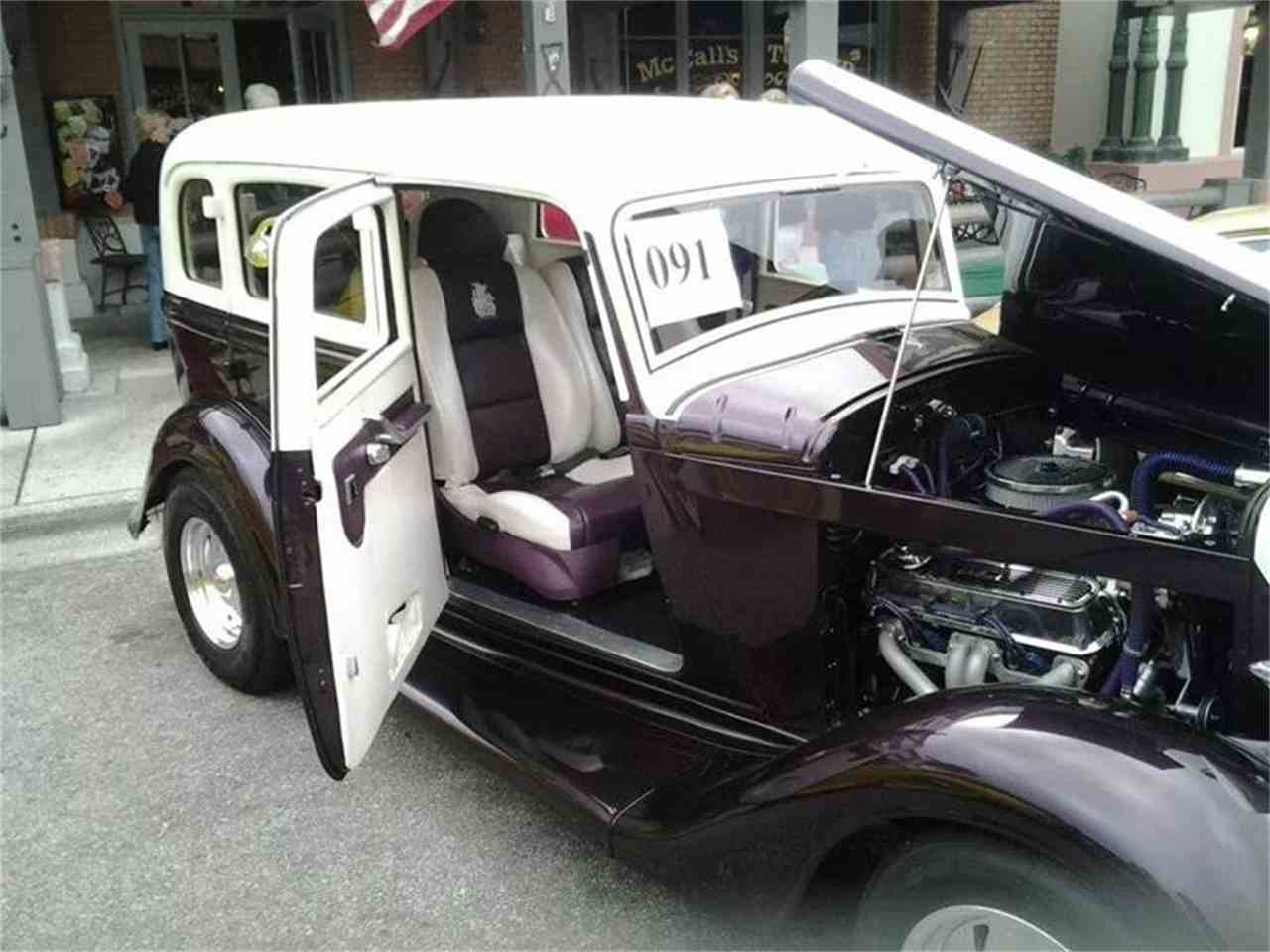 Large Picture of '34 Sedan - EJBO