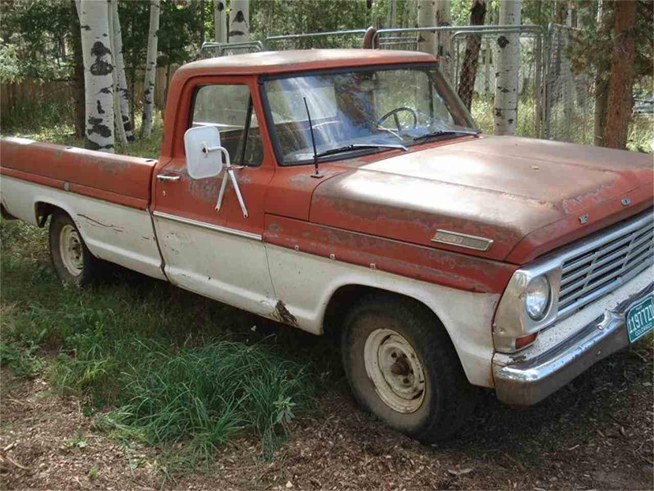 Large Picture of '67 F100 - EJBQ