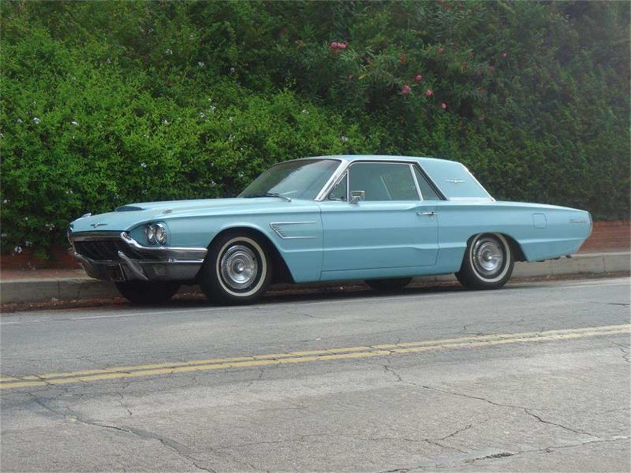 Large Picture of '65 Thunderbird - EJBT