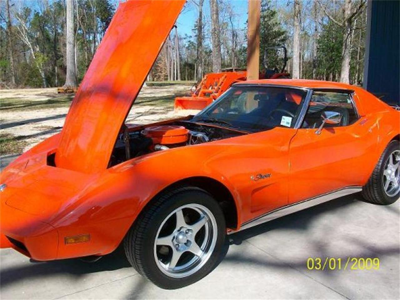Large Picture of '76 Chevrolet Corvette - $22,900.00 Offered by Classic Car Guy - EJBX