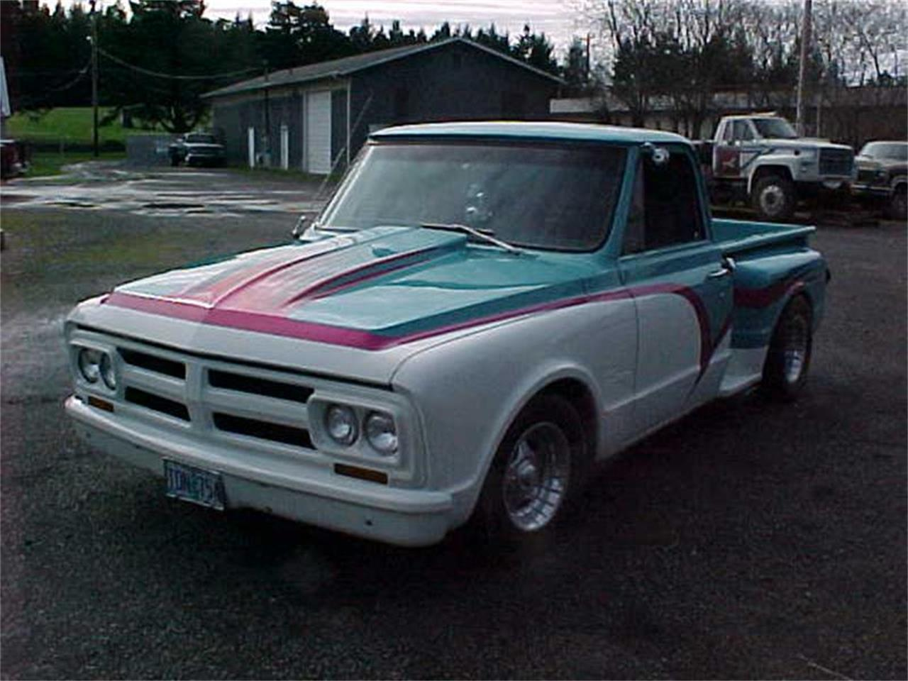 Large Picture of 1967 Chevrolet C/K 10 located in California - EJC2
