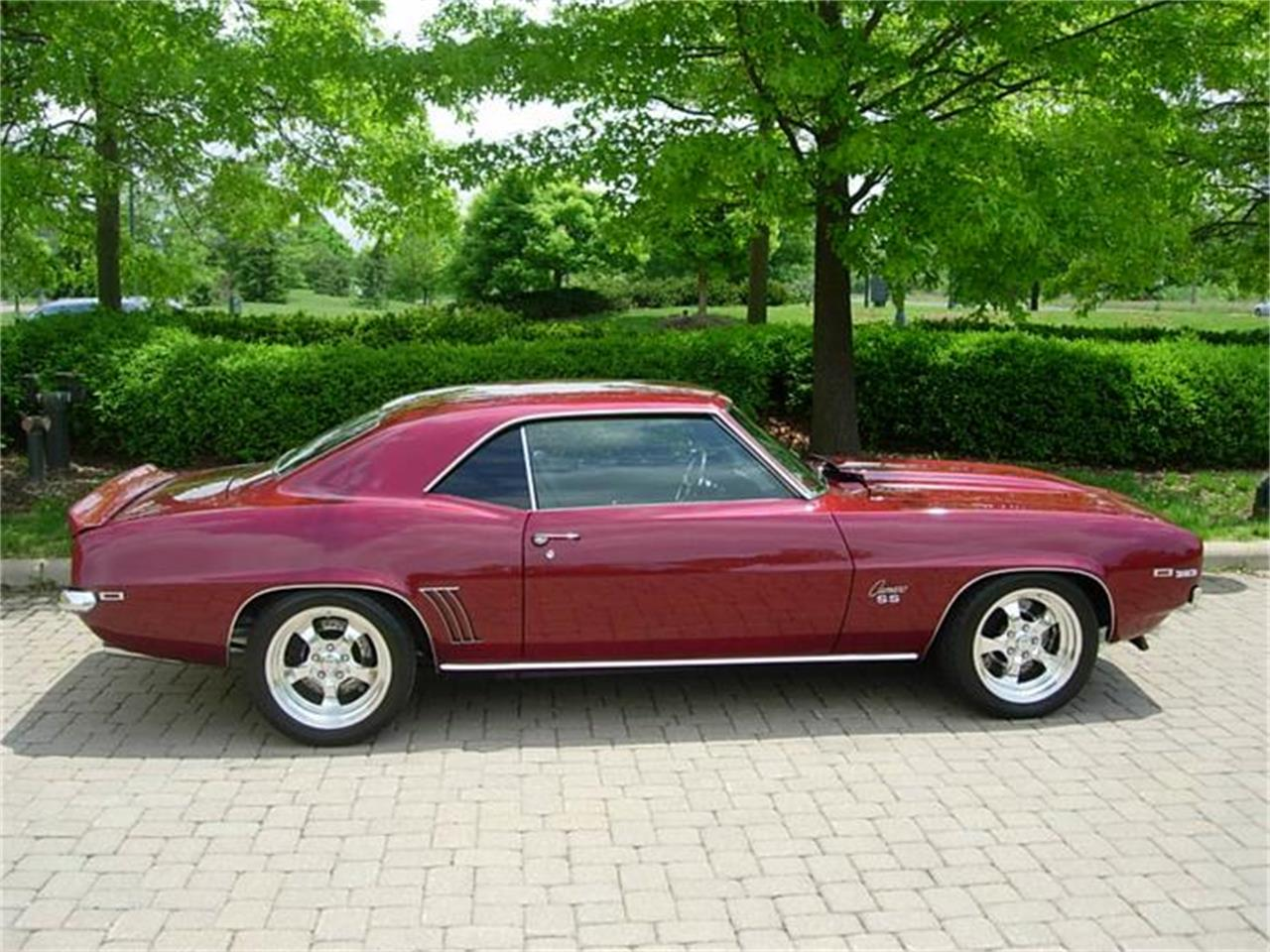 Large Picture of Classic 1969 Chevrolet Camaro Auction Vehicle - EJDW