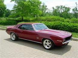 Picture of Classic 1969 Chevrolet Camaro located in Newark Ohio Offered by JJ Rods, LLC - EJDW