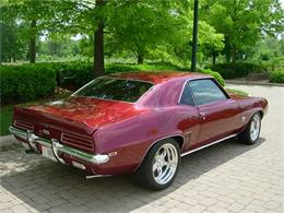 Picture of 1969 Chevrolet Camaro Auction Vehicle Offered by JJ Rods, LLC - EJDW