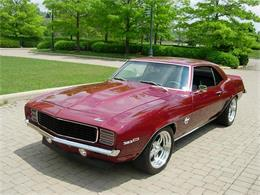 Picture of '69 Camaro Auction Vehicle - EJDW