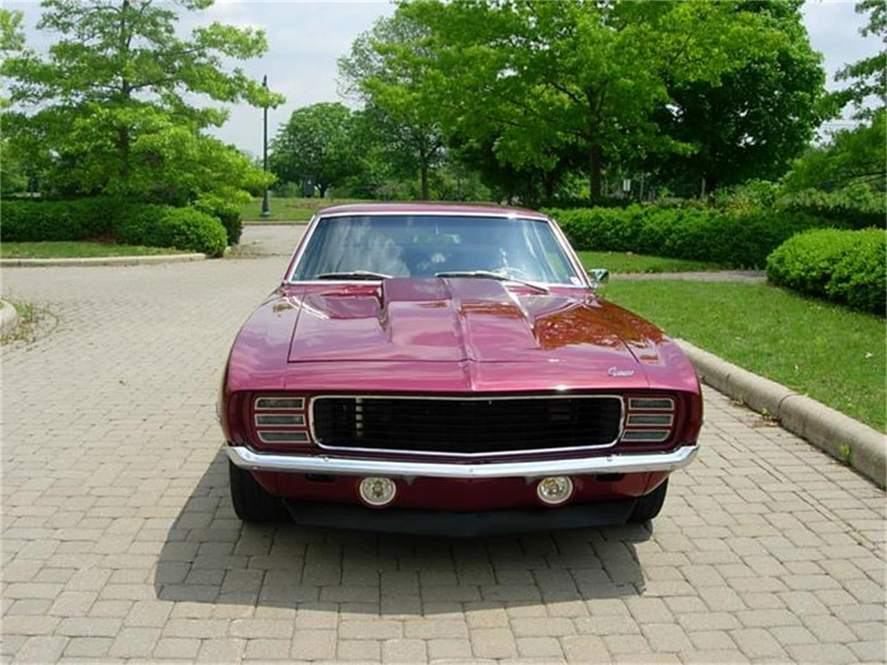 Large Picture of 1969 Chevrolet Camaro Offered by JJ Rods, LLC - EJDW