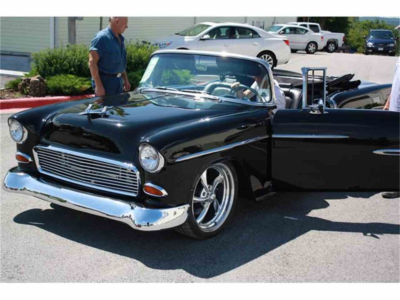 Large Picture of '55 Bel Air - EJWI