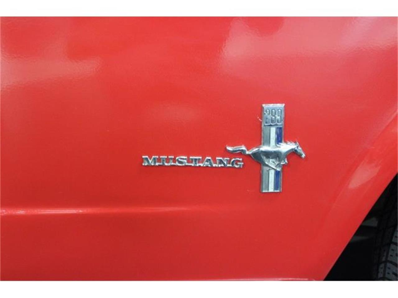 Large Picture of Classic 1965 Ford Mustang Offered by East Coast Classic Cars - EK0D