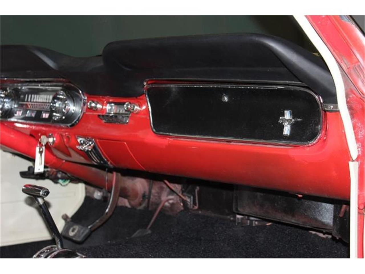 Large Picture of '65 Ford Mustang located in Lillington North Carolina - $19,500.00 - EK0D