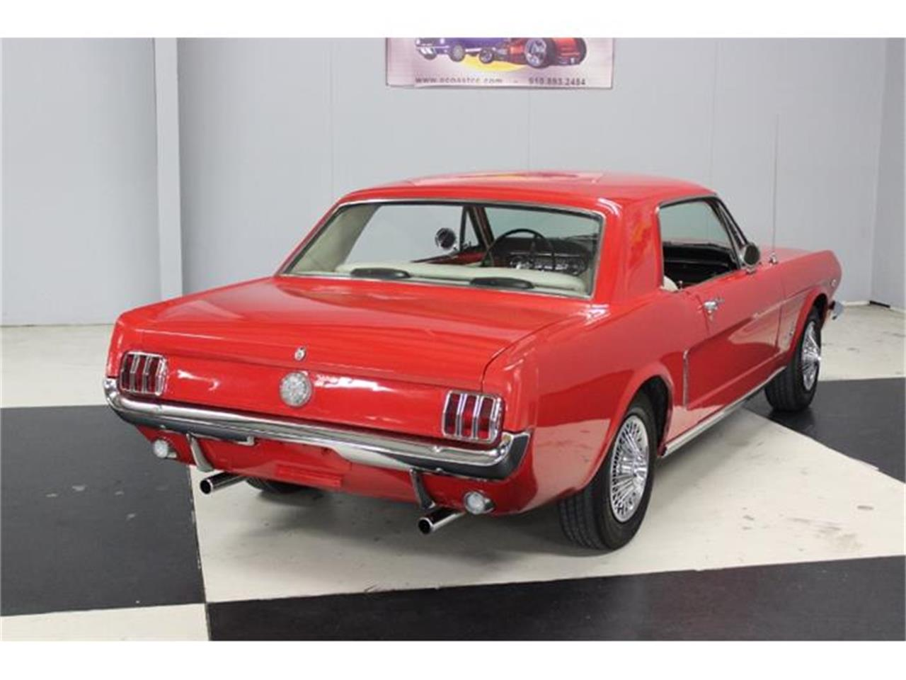 Large Picture of '65 Ford Mustang Offered by East Coast Classic Cars - EK0D