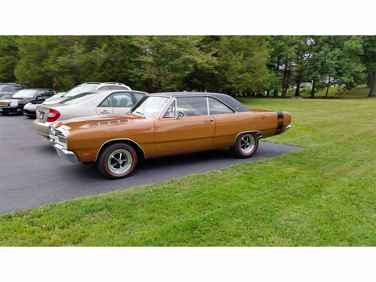 1969 Dodge Dart Swinger for Sale | ClicCars.com | CC-679338