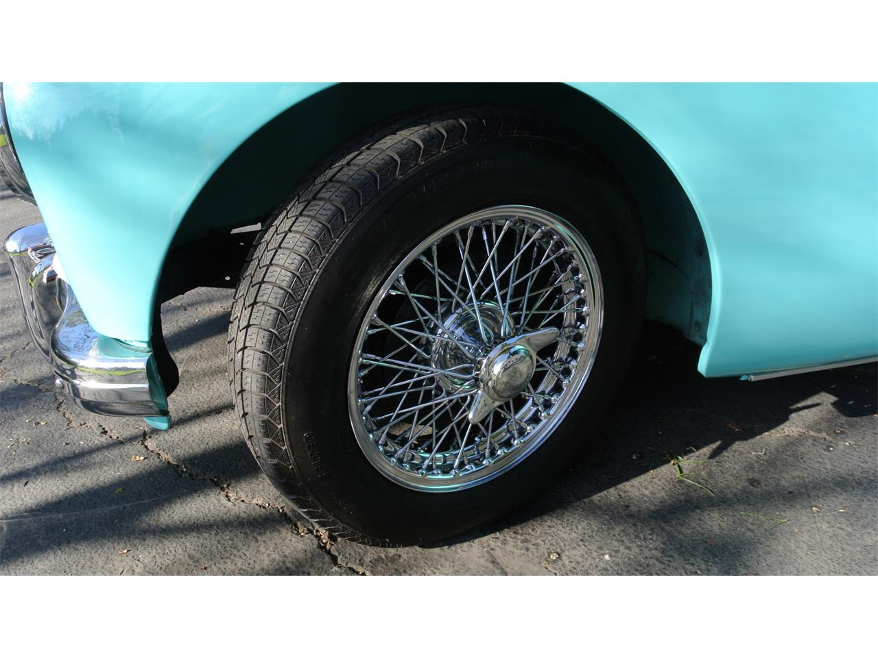 Large Picture of Classic 1958 MG MGA 1500 Offered by a Private Seller - EK6K