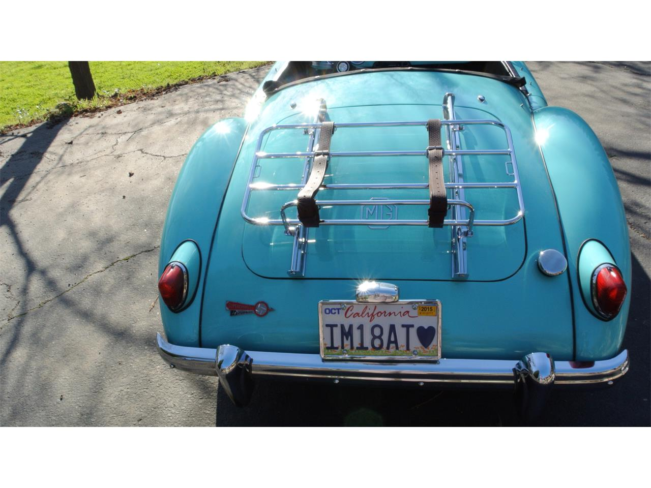 Large Picture of Classic '58 MG MGA 1500 Offered by a Private Seller - EK6K