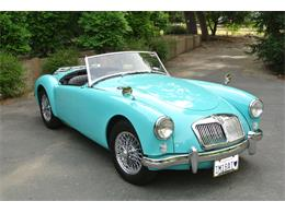 Picture of '58 MG MGA 1500 located in Orangevale California - $18,000.00 Offered by a Private Seller - EK6K