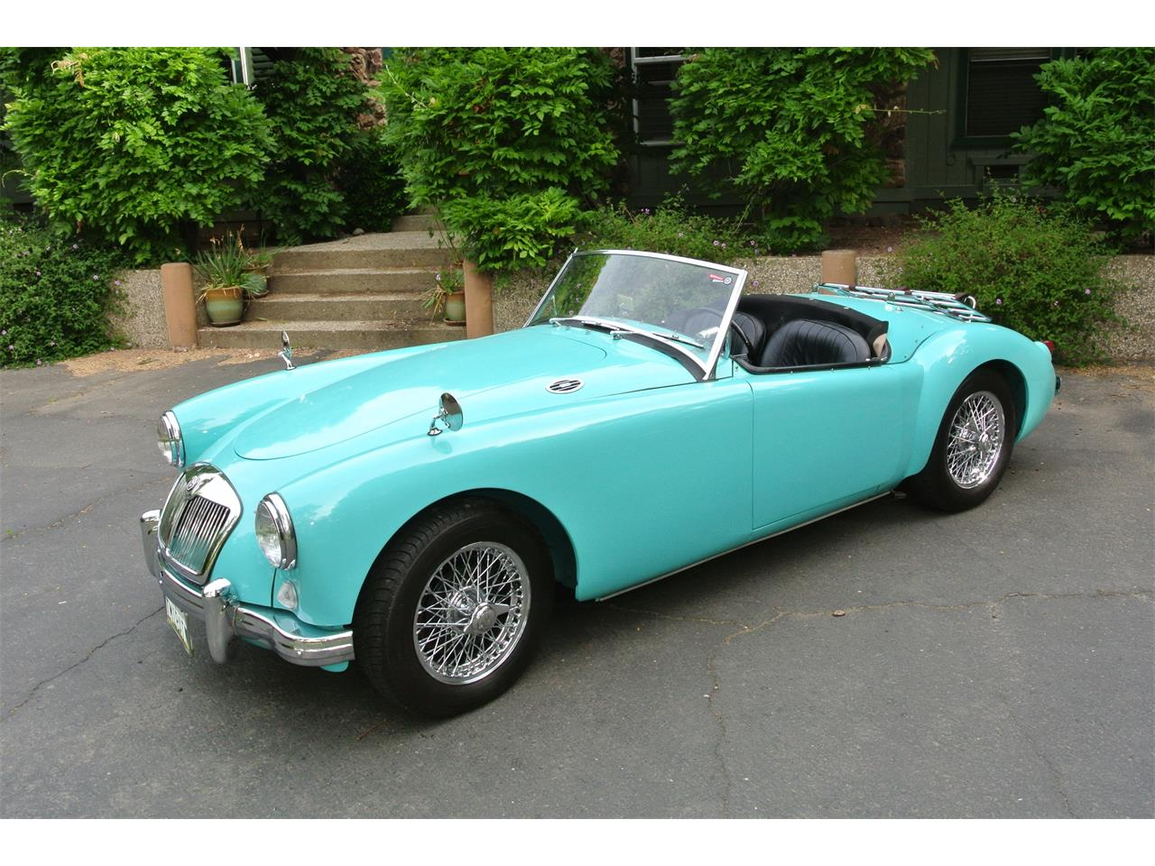 Large Picture of Classic 1958 MGA 1500 located in Orangevale California - $18,000.00 - EK6K