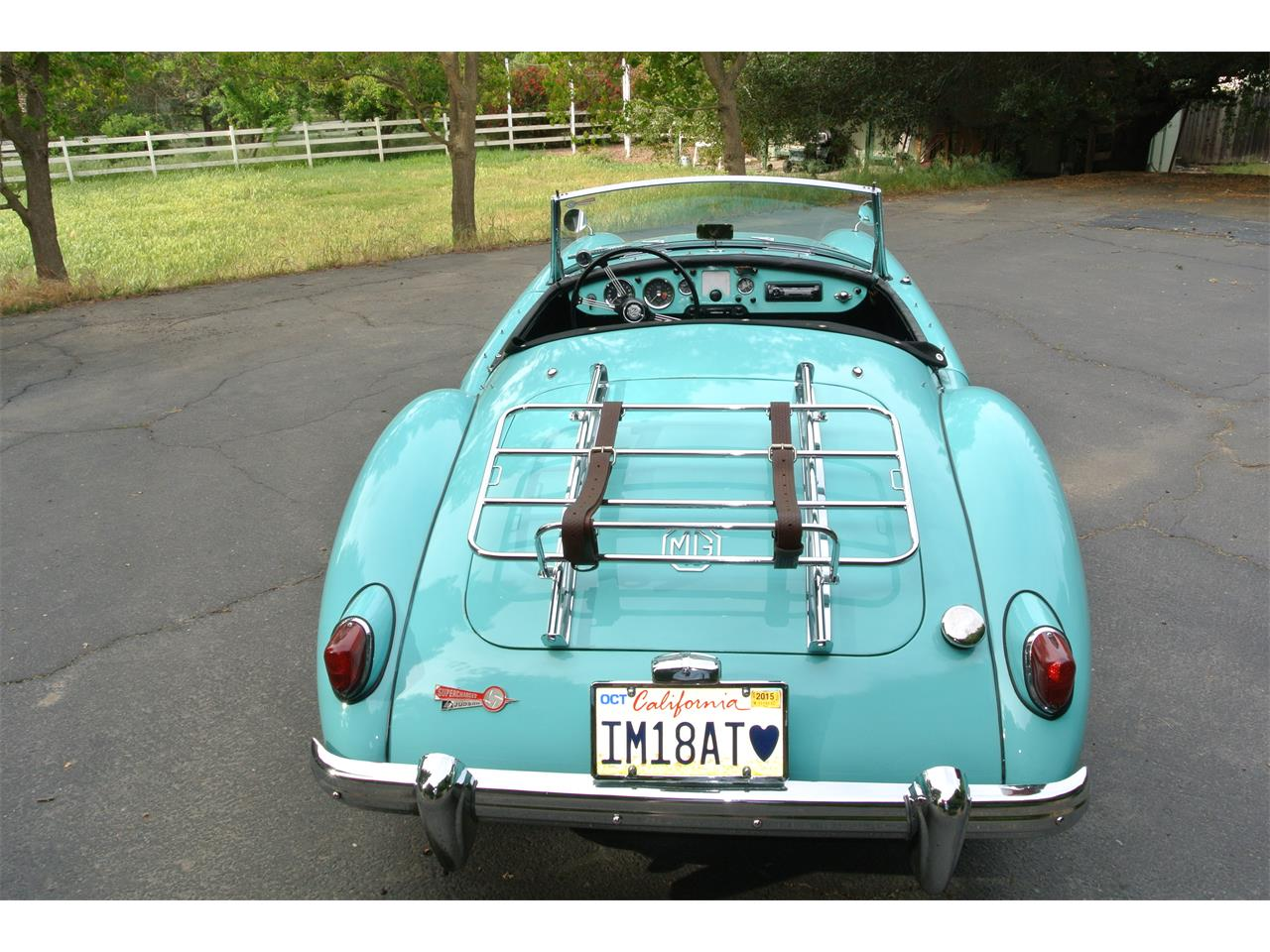 Large Picture of Classic 1958 MGA 1500 - EK6K