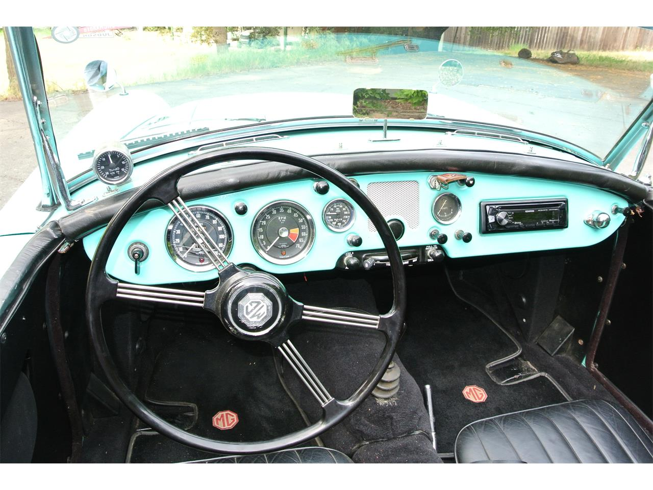 Large Picture of Classic 1958 MG MGA 1500 - EK6K