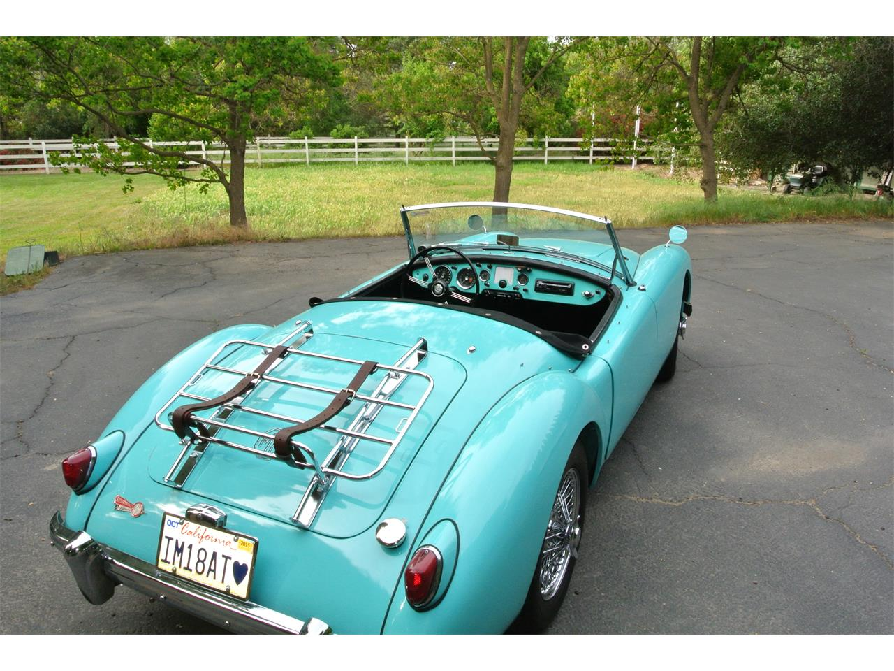 Large Picture of 1958 MG MGA 1500 - $18,000.00 Offered by a Private Seller - EK6K