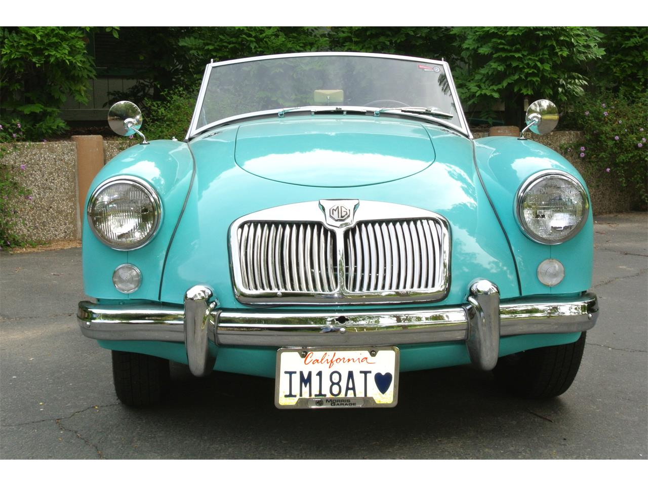 Large Picture of 1958 MGA 1500 located in Orangevale California - $18,000.00 Offered by a Private Seller - EK6K